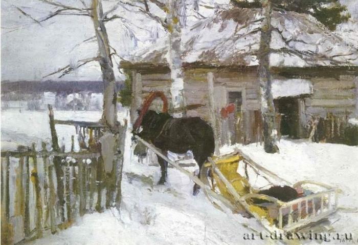 Зима зимой 11