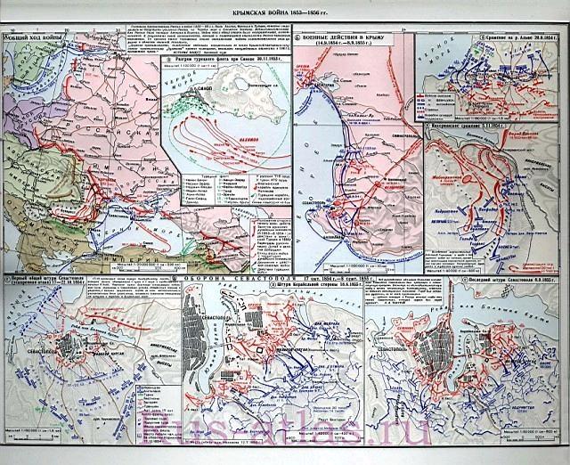 Карта Первой обороны